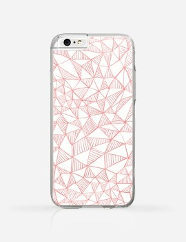 Obudowa GEOMETRY CRUSH PINK