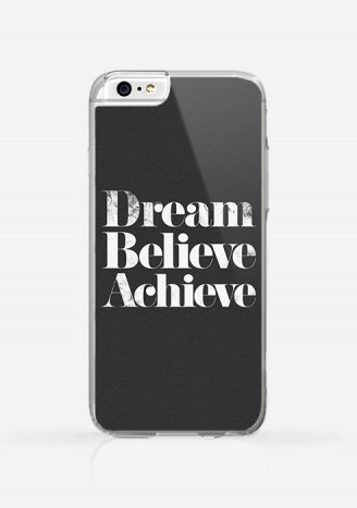 Obudowa DREAM BELIEVE ACHIEVE
