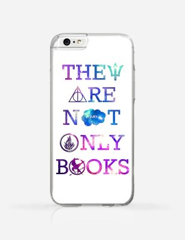 Obudowa THEY ARE NOT ONLY BOOKS