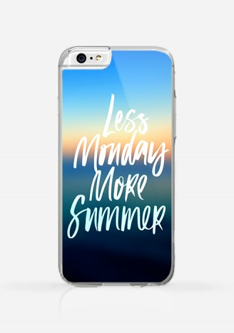 Obudowa LESS MONDAY MORE SUMMER