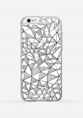 Obudowa GEOMETRY CRUSH WHITE