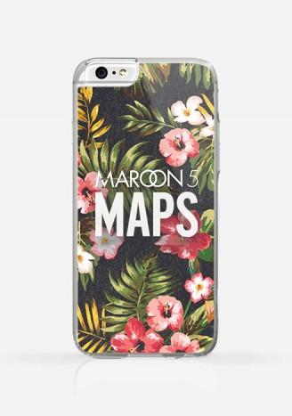 Obudowa MAROON 5 - MAPS