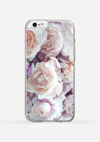 Obudowa WHITE FLOWERS