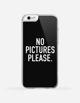Obudowa NO PICTURES PLEASE