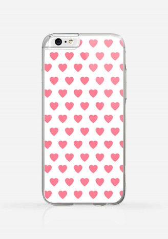 Obudowa PINK HEARTS