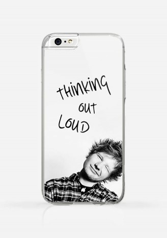 Obudowa THINKING OUT LOUD - ED SHEERAN
