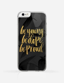 Obudowa LANA DEL REY - BE YOUNG, BE DOPE, BE PROUD