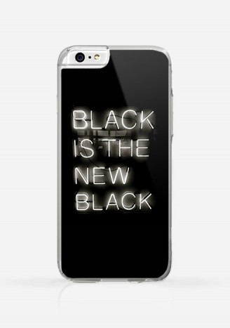 Obudowa BLACK IS THE NEW BLACK